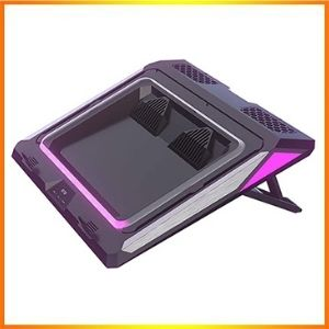 IETS GT300 Double Blower Laptop Cooling Pad <br />