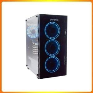 Periphio Gaming Desktop Computer Tower PC
