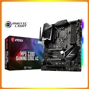 MSI MPG Z390 Gaming Edge AC LGA1151 Gaming Motherboard<br />