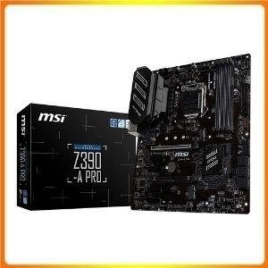 MSI Z390-A PRO LGA1151 Best Gaming Motherboard<br />
