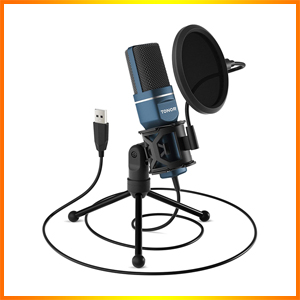 TONOR Computer Condenser PC Gaming Microphone