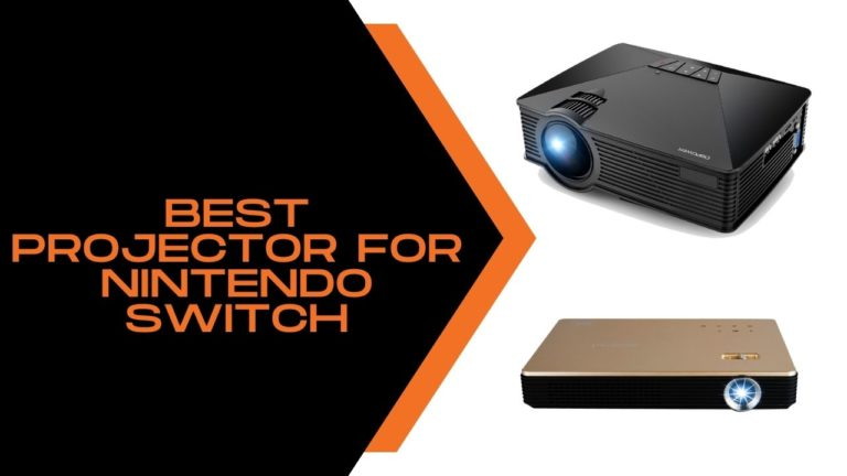 Best Projector for Nintendo Switch