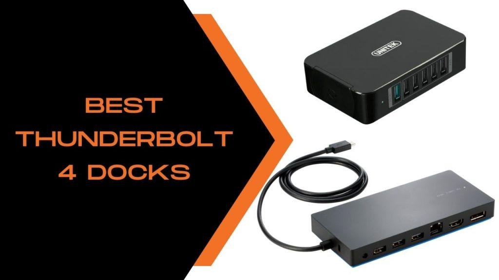 Best Thunderbolt 4 Docks