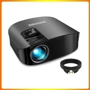 GooDee HD Video Projector 6800L