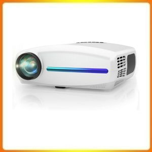 WiMiUS S1 Top Bright Projector Support 4K